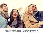love  relationship  season ...   Shutterstock . vector #310419947