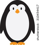 penguin   clip art   vector...