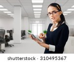 women. | Shutterstock . vector #310495367