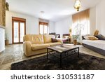 apartment interior | Shutterstock . vector #310531187