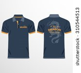 Color Men Polo Shirts. Design...