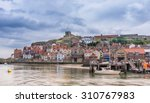 Whitby On The North East Coast...