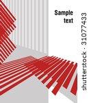 advertising folder background   Shutterstock . vector #31077433