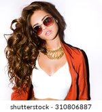 Fashion Lifestyle Portrait Of...