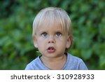 Portrait Of A Little Boy....