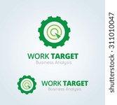 work target logo gear logo...