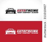 auto racing logo car logo auto... | Shutterstock .eps vector #311010407