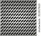 perforated metal surface  ...