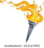 torch vector download free