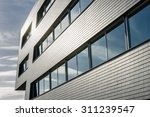 geometric architectural lines... | Shutterstock . vector #311239547
