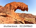 The Lion's Mouth Rock Formatio...