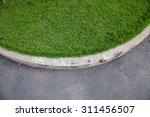 green grass texture | Shutterstock . vector #311456507