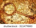 vintage still life. vintage... | Shutterstock . vector #311479883