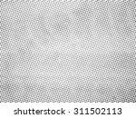 grunge sketch effect texture .... | Shutterstock .eps vector #311502113