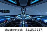 cockpit   Shutterstock . vector #311513117
