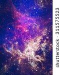 small part of an infinite star... | Shutterstock . vector #311575523