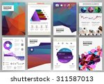 abstract vector backgrounds and ... | Shutterstock .eps vector #311587013