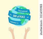 poster for international day of ...   Shutterstock .eps vector #311655983