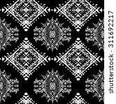 ethnic seamless pattern. ethno...   Shutterstock .eps vector #311692217
