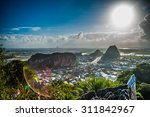 view from the marble mountains  ... | Shutterstock . vector #311842967