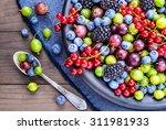 Berries.antioxidants  Detox...