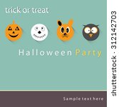 poster  banner or background... | Shutterstock .eps vector #312142703
