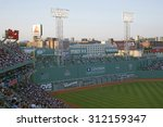 Green Monster Leftfield Wall A...