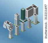 modern illustration of an... | Shutterstock . vector #312211697