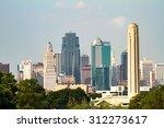 kansas city  missouri  usa on... | Shutterstock . vector #312273617
