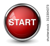 start button | Shutterstock .eps vector #312304373