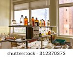 old laboratory with a lot of...   Shutterstock . vector #312370373