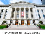 ohio statehouse | Shutterstock . vector #312388463