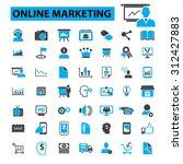 online  digital  internet...   Shutterstock .eps vector #312427883