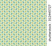 green garden  seamless pattern. ... | Shutterstock . vector #312445727