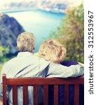 senior couple. | Shutterstock . vector #312553967