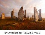 Callanish Standing Stones ...