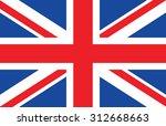 great britain  united kingdom...   Shutterstock . vector #312668663