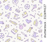 Baby Boy Seamless Pattern....