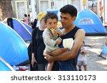 serbia  belgrade   september 01 ... | Shutterstock . vector #313110173