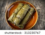Tamales Are A Mix Of Meat And...