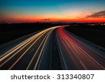 The M0 Motorway  Budapest  ...