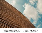 modern architecture and sky | Shutterstock . vector #313375607