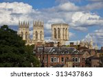 a view of the magnificent york...
