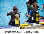 Discover Scuba Diving  Childrens