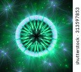 Green Fractal  Portal To...