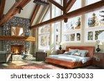 Luxurious Open Floor Cabin...