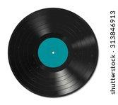 vector illustration of a vinyl ... | Shutterstock .eps vector #313846913