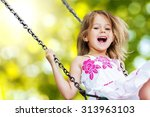 child. | Shutterstock . vector #313963103