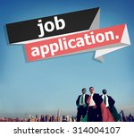 job application applying...