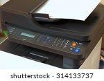 multifunctional device detail | Shutterstock . vector #314133737